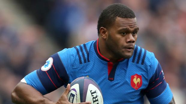 France's Virimi Vakatawa has turned down several big-money club offers