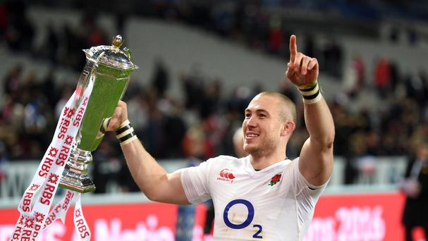 Mike Brown is hoping for more success with England in Australia this summer