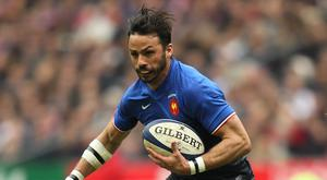 Former France star Clement Poitrenaud is retiring