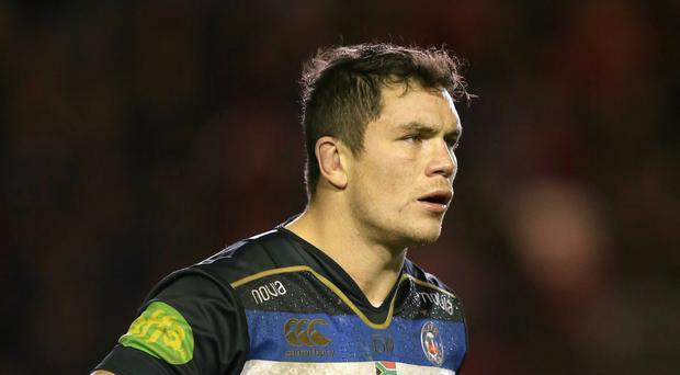 Bath's Francois Louw is to appear before an RFU disciplinary committee on Thursday