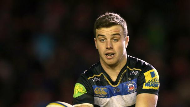 Bath and George Ford ended with a win