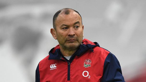 Eddie Jones has named eight uncapped players in his England squad to train in Brighton later this month