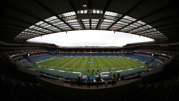 Edinburgh have struggled to draw a crowd to the 67,000-capacity Murrayfield