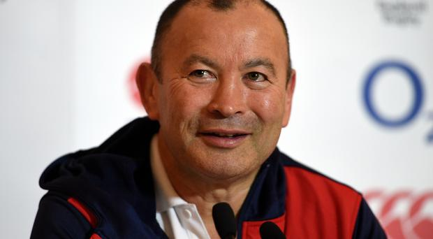 Eddie Jones expects a feisty reception from his compatriots