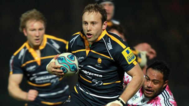 Chris Pennell has signed a new contract with Aviva Premiership club Worcester