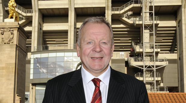 Former England captain Bill Beaumont has been elected as chairman of World Rugby