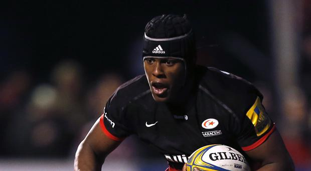 Maro Itoje has been immense for Saracens this season