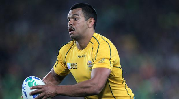 Australia star Kurtley Beale will join Wasps next season