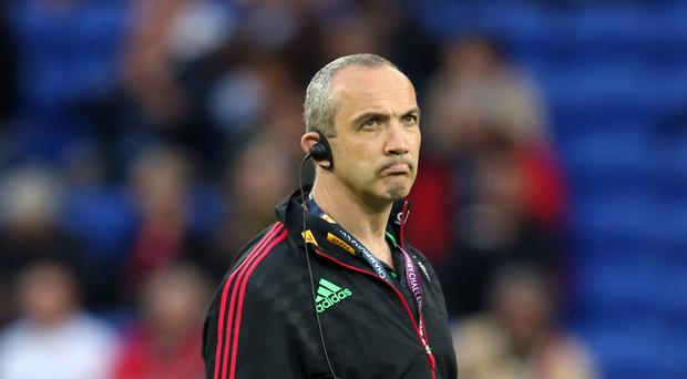 Harlequins director of rugby Conor O'Shea praised his players despite the defeat against Montpellier.