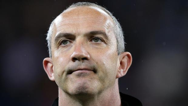 Conor O'Shea has predicted a bright future for Harlequins as he prepares to take up a new job in Italy