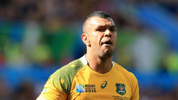 Australia's Kurtley Beale has agreed to join Wasps for next season