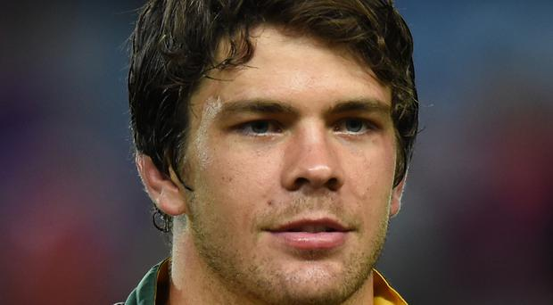 Warren Whiteley was among the scorers for the Lions