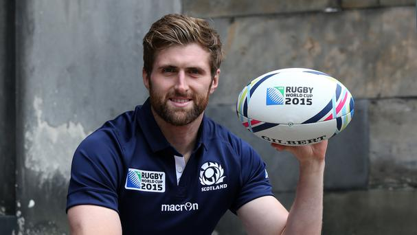 Richie Vernon has now extended his second Glasgow stay until May 2017
