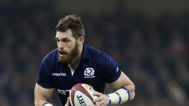 Scotland's Sean Lamont has been called up to the Dark Blues squad for June's tour of Japan