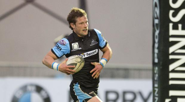 Centre Peter Horne believes Glasgow need to clinch another Pro12 title