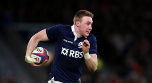 Dougie Fife's late tries sealed a historic success for Scotland