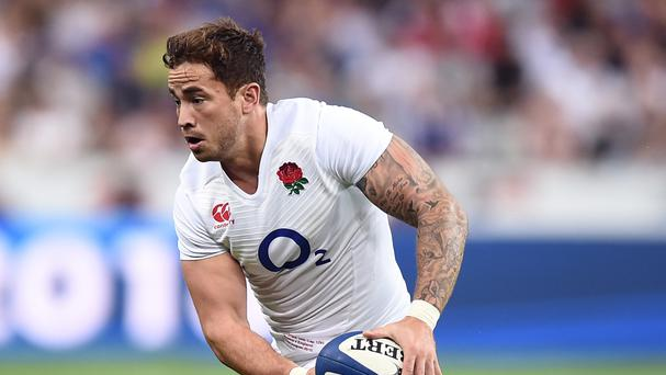 Danny Cipriani has been named in the England Saxons squad for their tour to South Africa in June