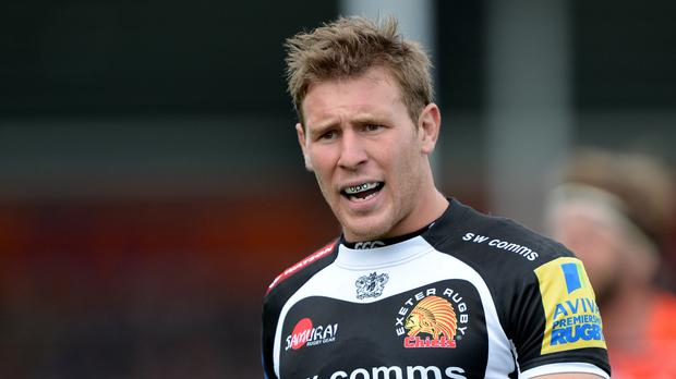 Will Chudley has been cited following an incident against Wasps