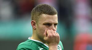 Ian Madigan has not made the Ireland squad