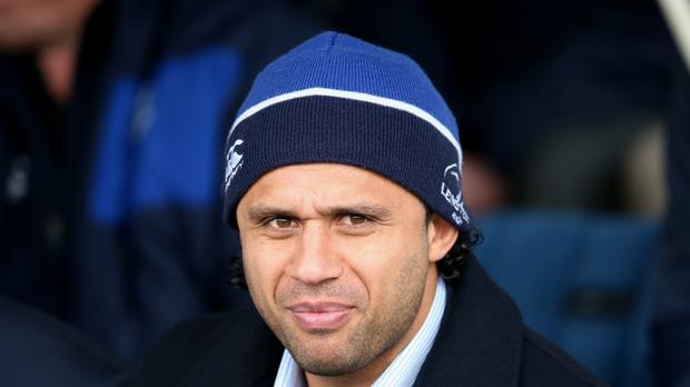 Leinster captain Isa Nacewa is out of the PRO12 final