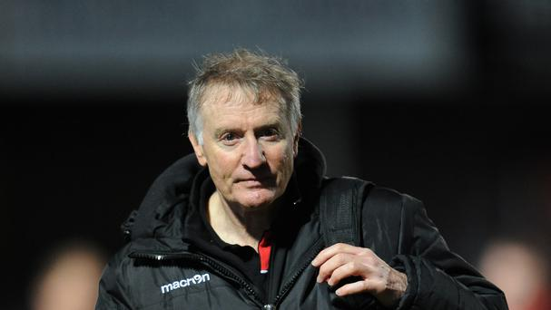 Alan Solomons has added pace to his Edinburgh squad