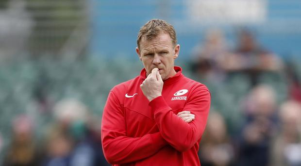 Mark McCall has praised opposite number Rob Baxter