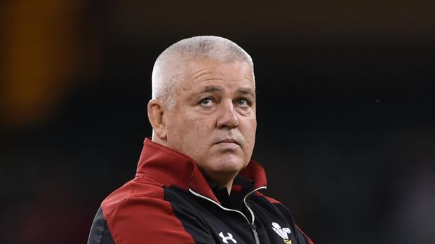 Wales head coach Warren Gatland will send his team into battle against England at Twickenham on Sunday