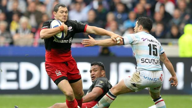 Alex Goode scored a try in a man-of-the-match performance