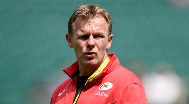 Mark McCall has led Saracens to a European and domestic double