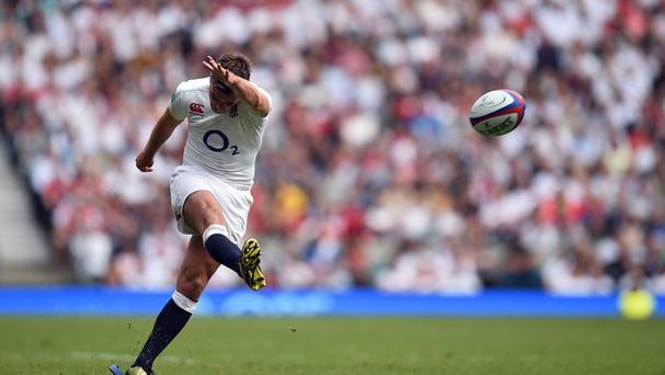 George Ford struggled with the boot but England beat Wales nevertheless