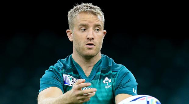 Luke Fitzgerald misses the South Africa tour because of injury