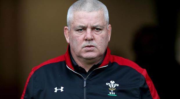 Wales head coach Warren Gatland does not believe there is such a thing as a weak New Zealand side