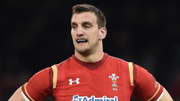 Wales captain Sam Warburton is relishing the challenge of a three-Test series against world champions New Zealand
