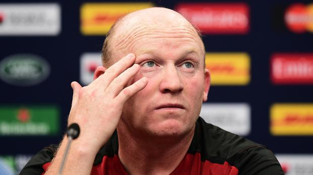 Neil Jenkins and Wales face New Zealand on Saturday