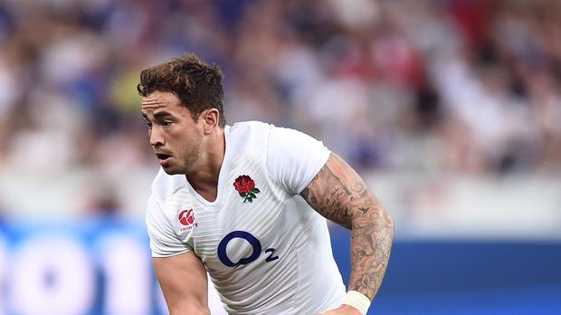 Fly-half Danny Cipriani featured heavily for England Saxons