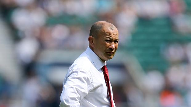 England head coach Eddie Jones has demanded high intensity performances from his players in Australia