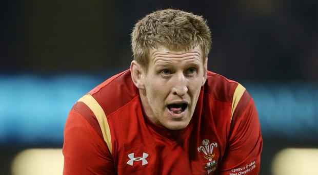 Bradley Davies will lead Wales out on Tuesday night