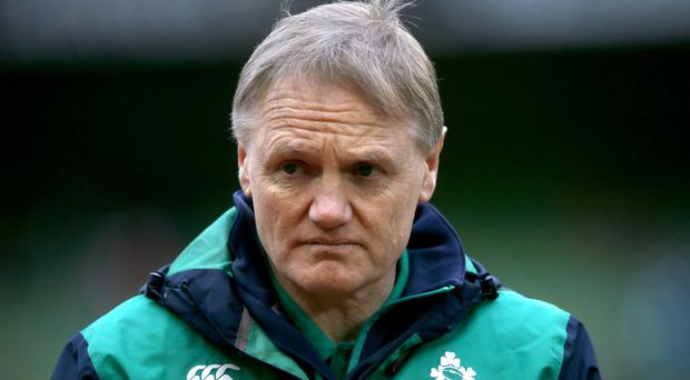 Joe Schmidt's Ireland beat South Africa on Saturday