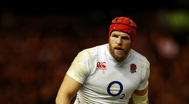 James Haskell was immense against Australia
