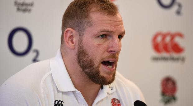 England's James Haskell has had a new lease of life under coach Eddie Jones