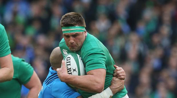 The disciplinary hearing against Ireland's CJ Stander has been adjourned