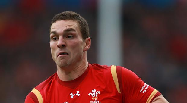 George North is sidelined for Wales' tour of New Zealand