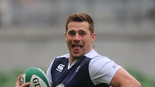 CJ Stander will miss Ireland's second Test against South Africa.