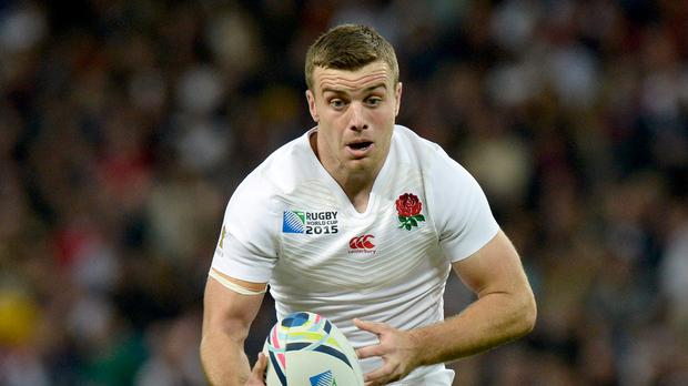 George Ford has his sights set on series victory