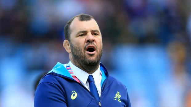 Michael Cheika's Australia side were beaten by England