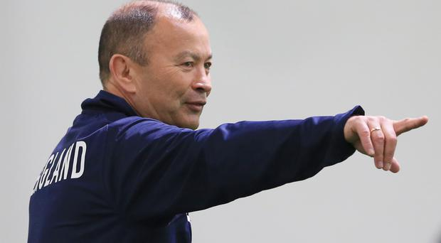 Eddie Jones' side are looking to secure a series victory
