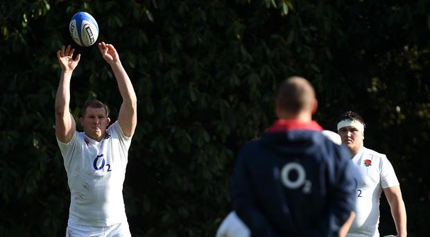 Dylan Hartley will become England's most-capped hooker when he leads the side out against Australia in Melbourne