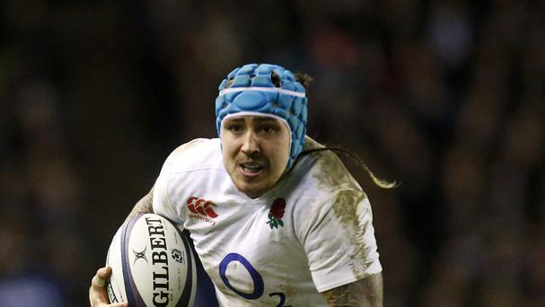 Jack Nowell returned to the England starting line-up for the second Test against Australia