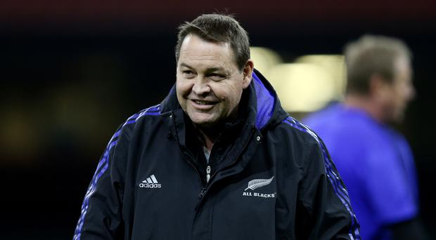 New Zealand's Steve Hanson does not want to see his players ease up in the third Test against Wales.