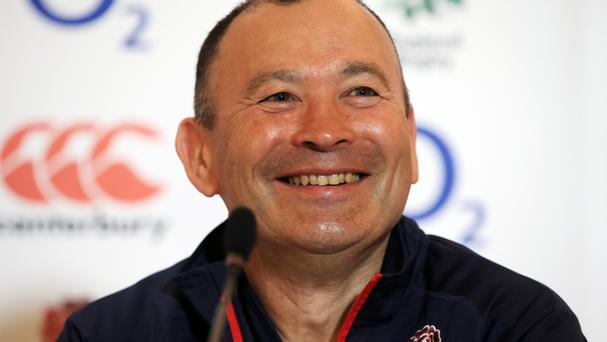 Eddie Jones says the England squad is in